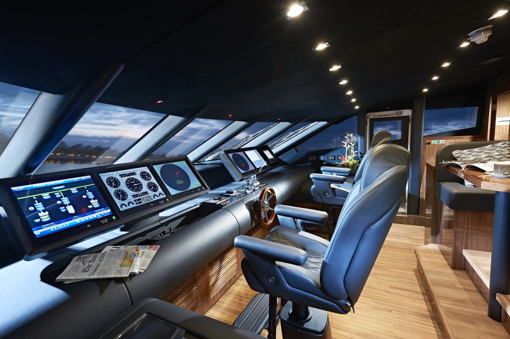 Sunseeker 131 Yacht | Интерьер 5