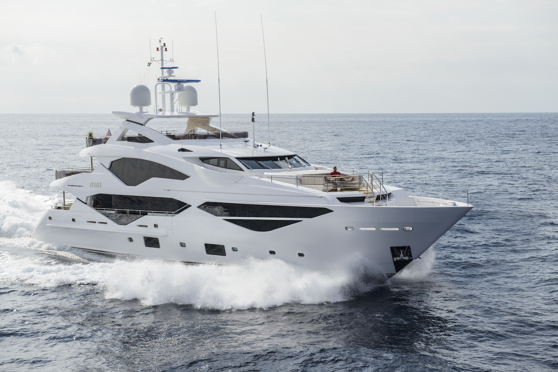 Sunseeker 131 Yacht | Экстрьер 0