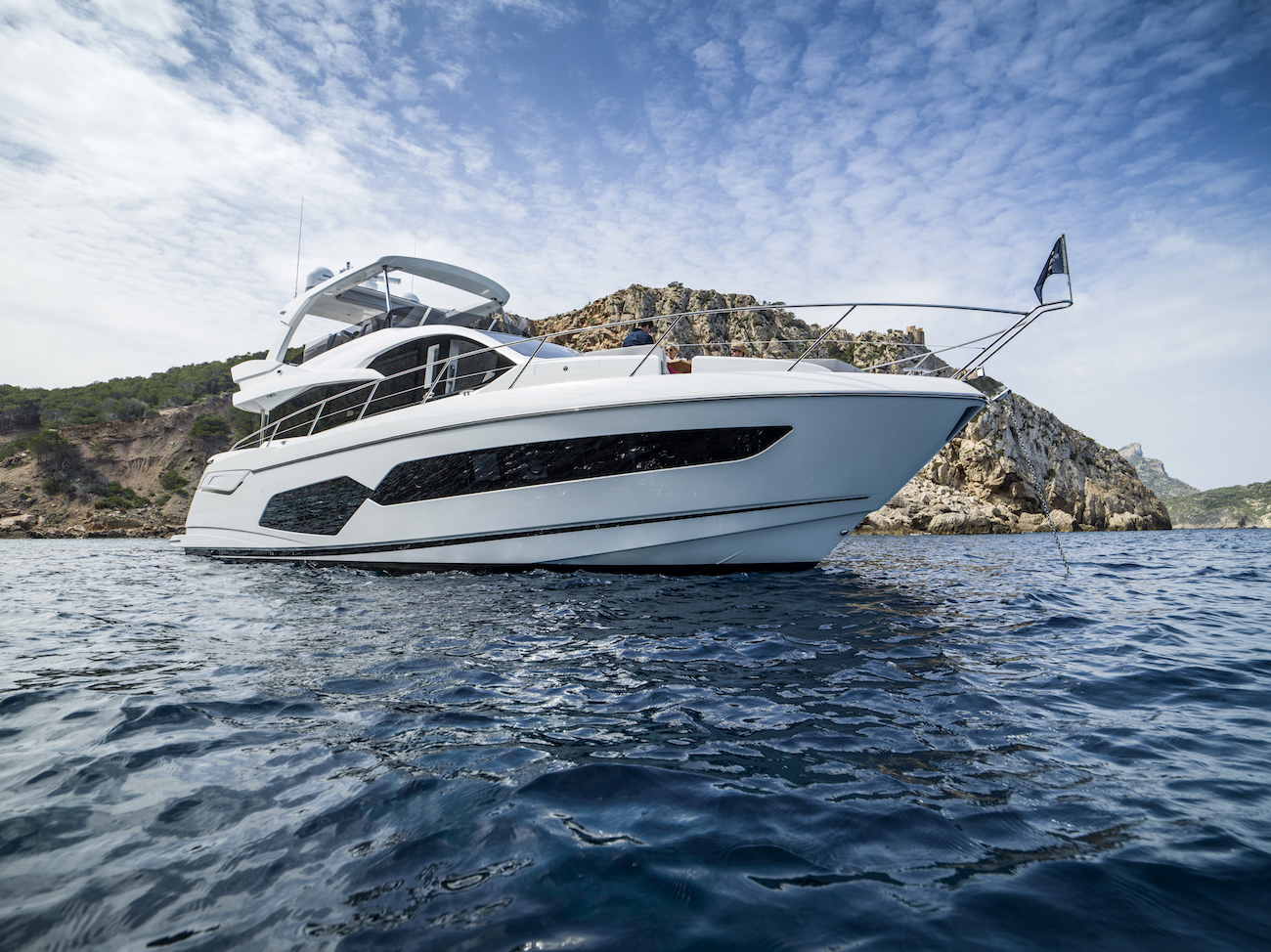 Sunseeker Manhattan 66 | Экстрьер 1