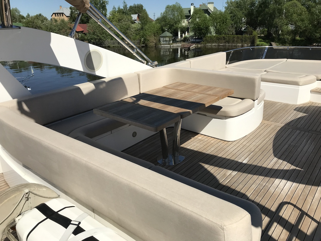 Sunseeker Manhattan 73 (REF. SS-7313), 2 x MAN 1550 | Экстрьер 6