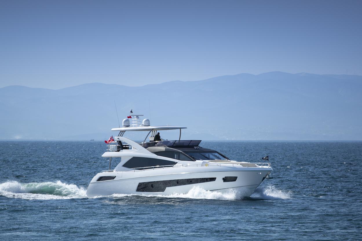 Sunseeker 75 Yacht (REF. SS-7514) | Экстрьер 1