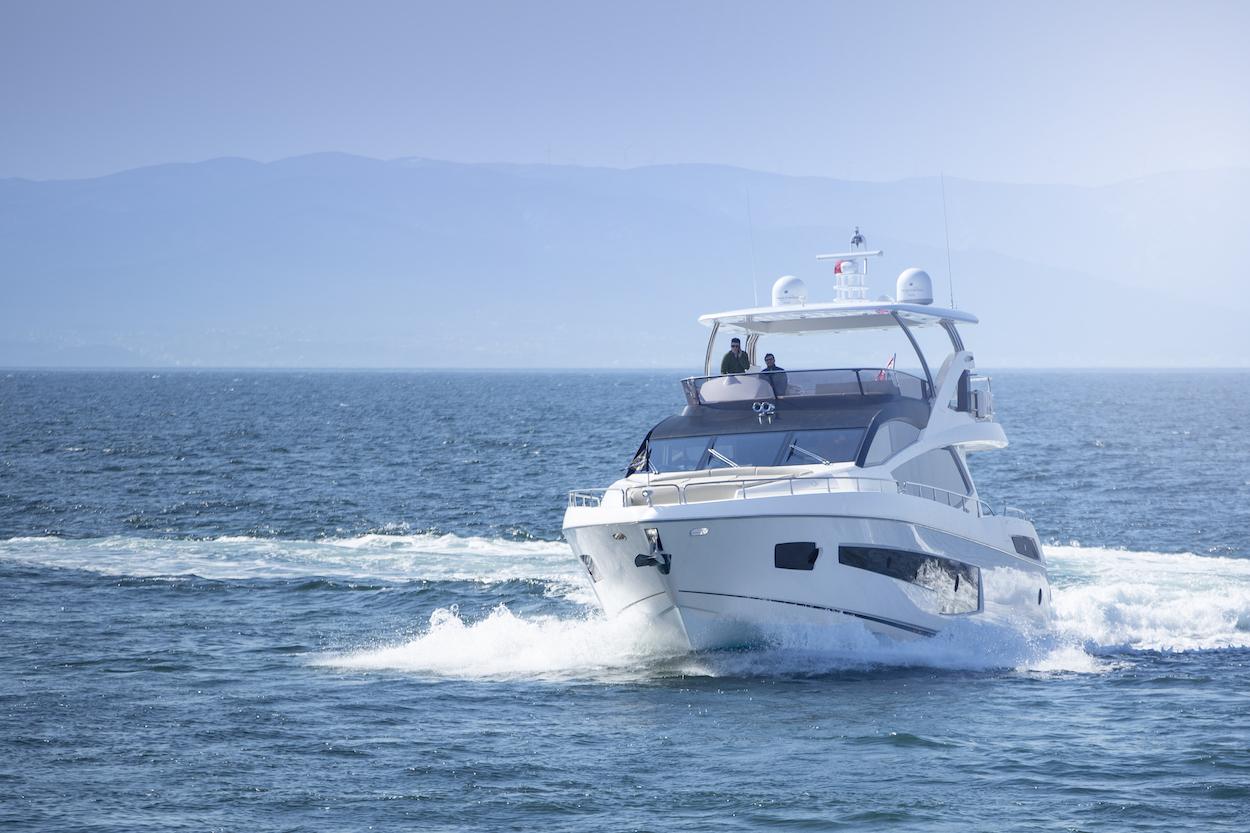 Sunseeker 75 Yacht (REF. SS-7514) | Экстрьер 2
