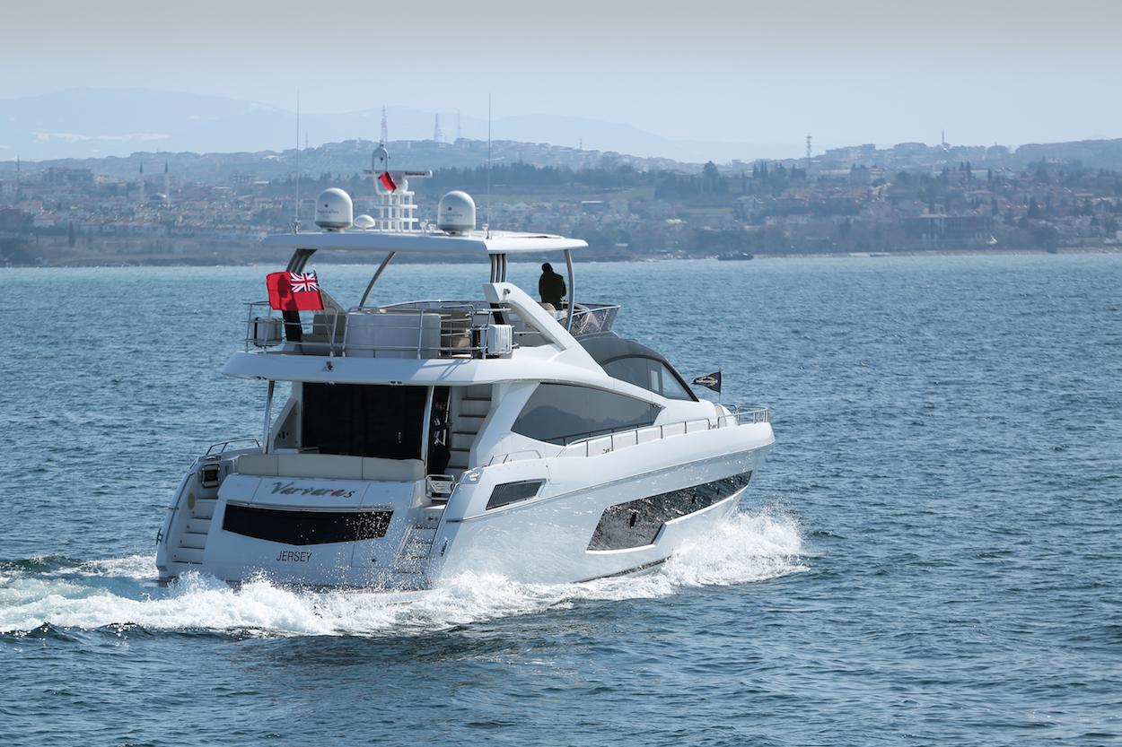 Sunseeker 75 Yacht (REF. SS-7514) | Экстрьер 3