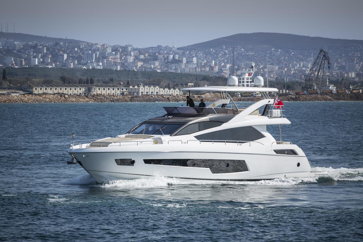 Sunseeker 75 Yacht (REF. SS-7514) | Экстрьер 0