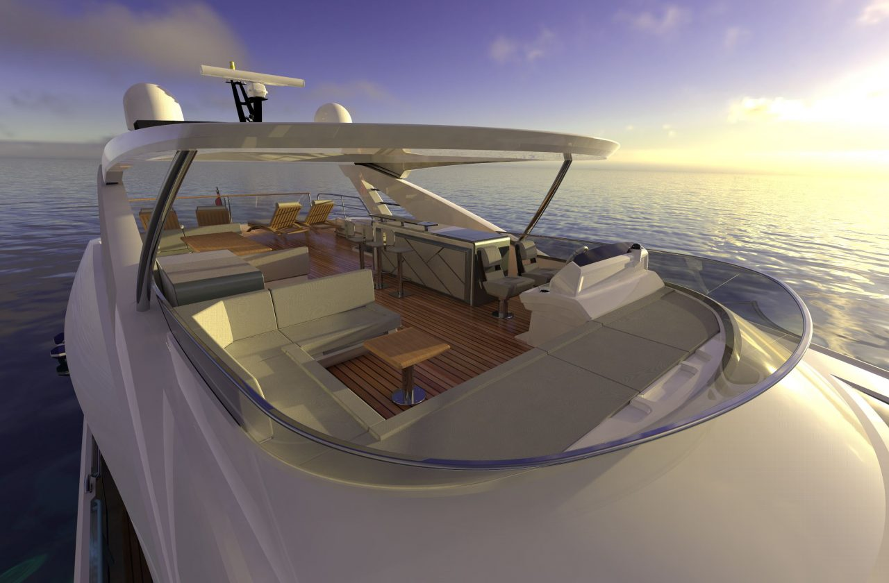 87 Yacht | Экстрьер 5