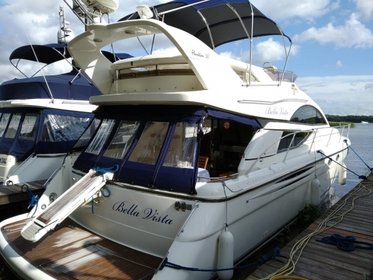 Fairline Phantom 50 (Ref.2004)