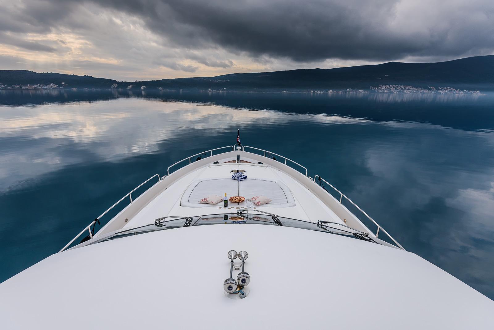 Sunseeker 82 Yacht | Экстрьер 1