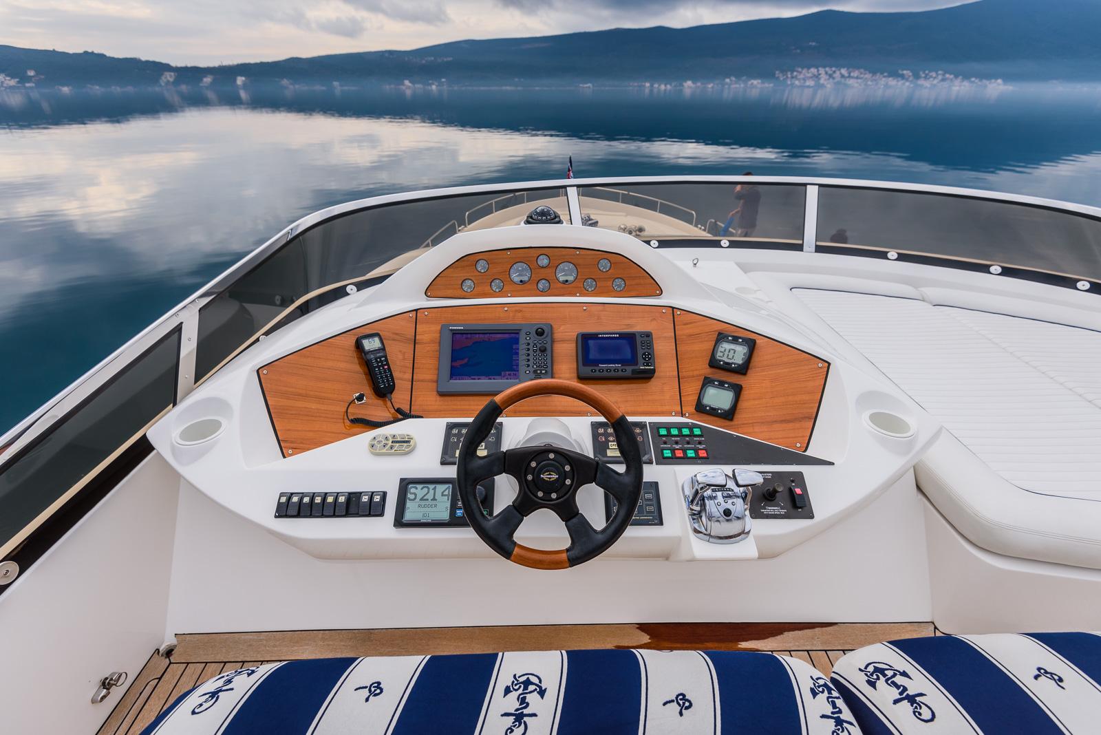 Sunseeker 82 Yacht | Экстрьер 5
