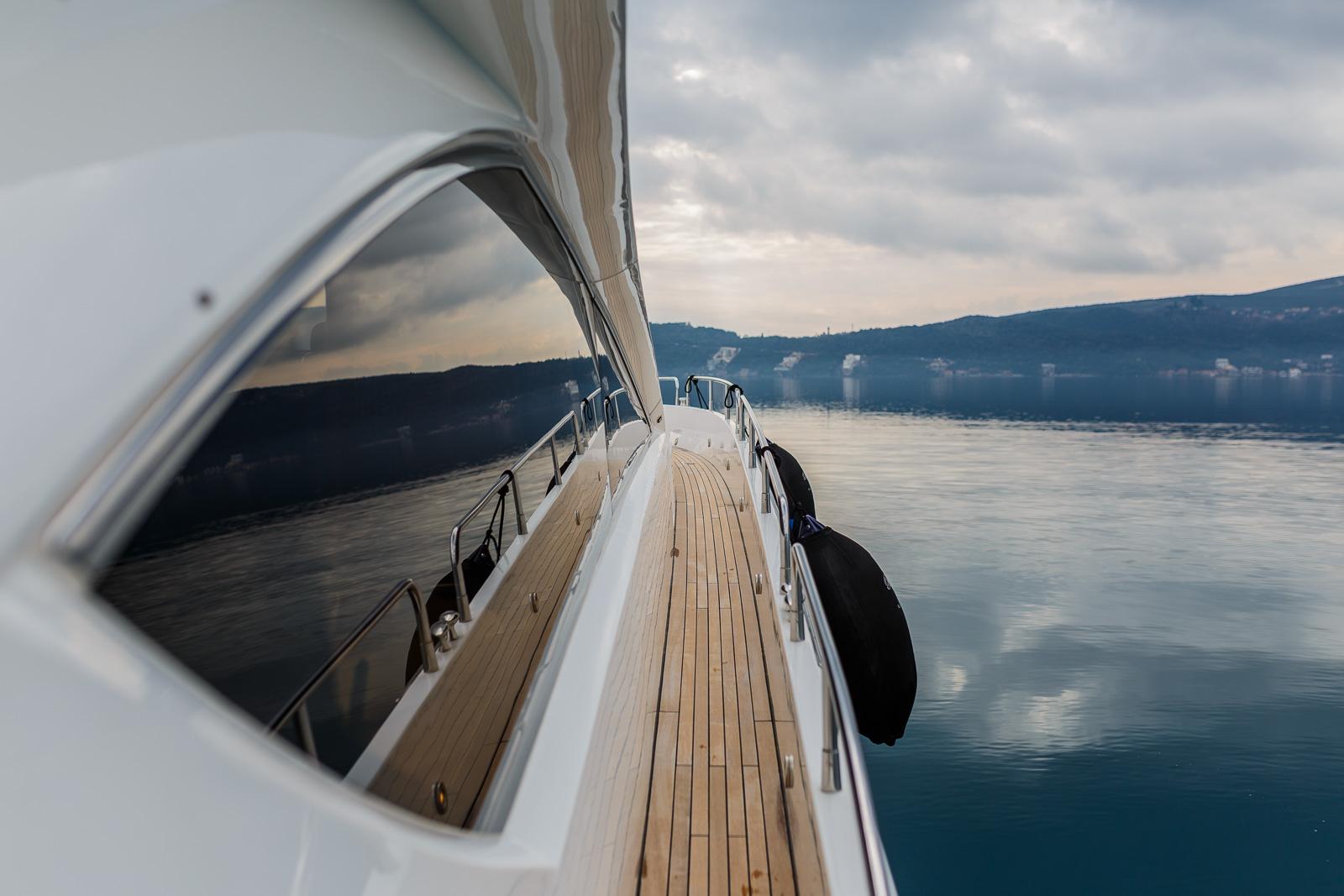 Sunseeker 82 Yacht | Экстрьер 28