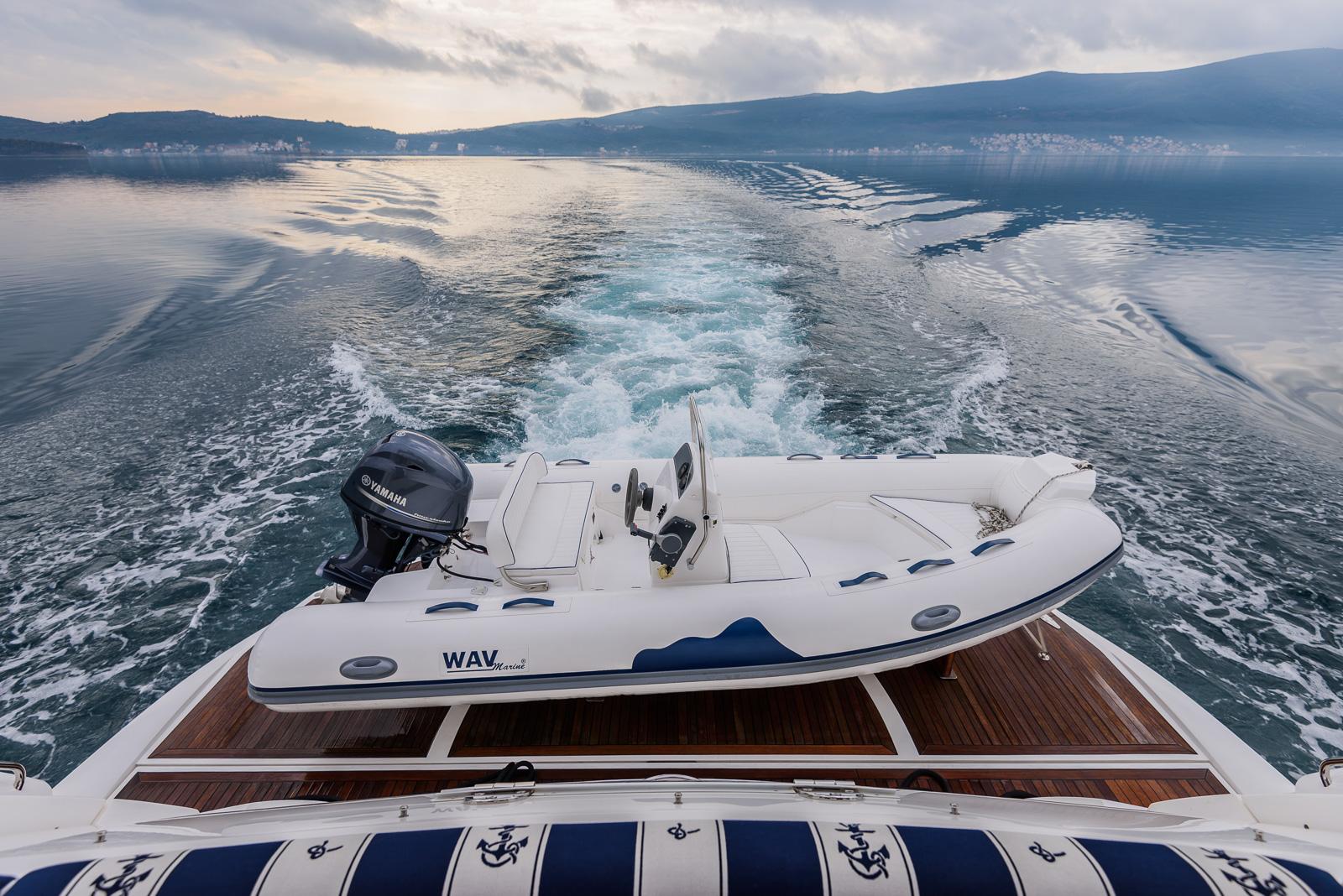 Sunseeker 82 Yacht | Экстрьер 29