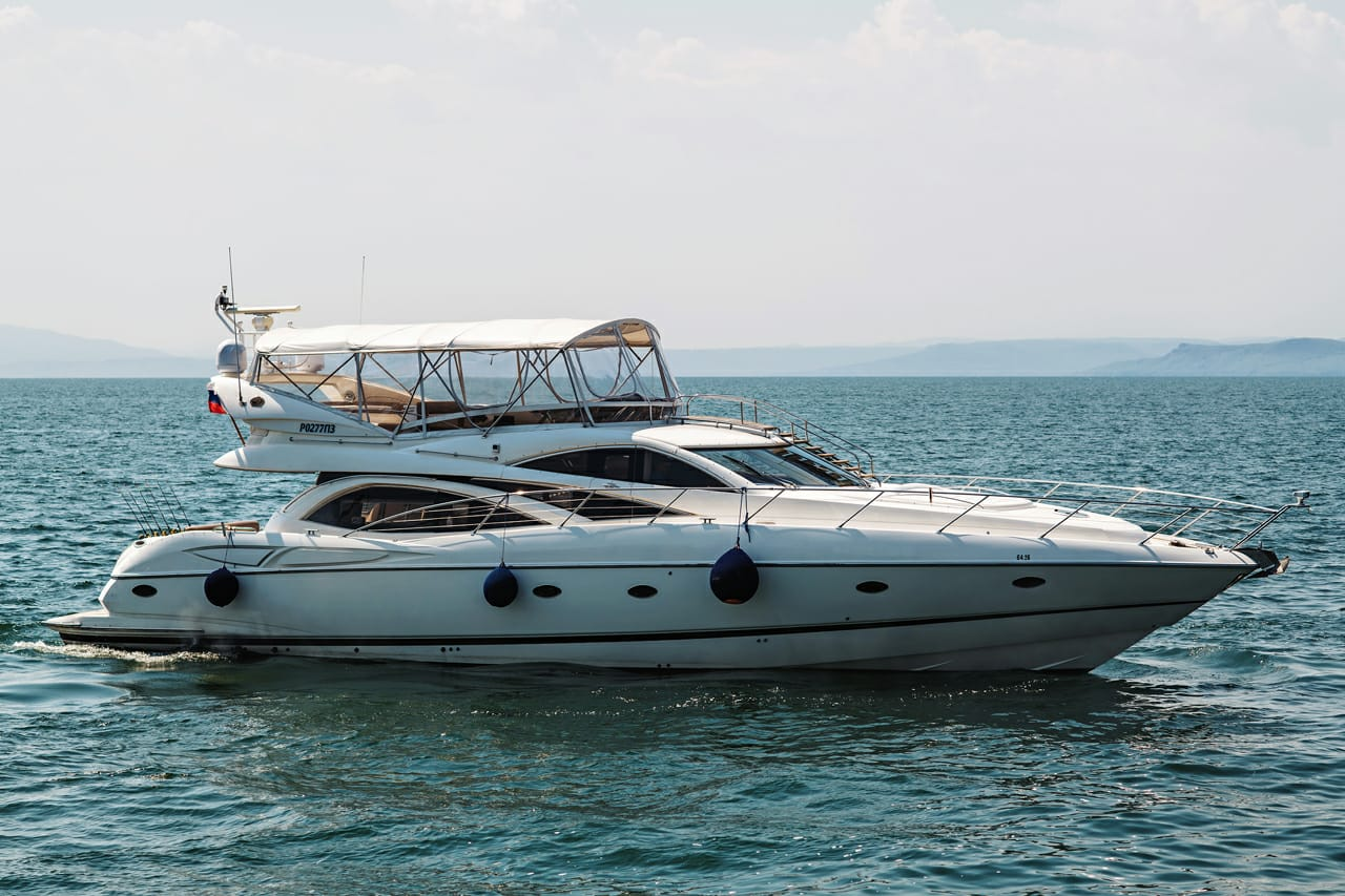 Sunseeker Manhattan 64 | Экстрьер 1