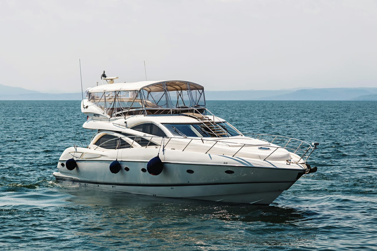 Sunseeker Manhattan 64 | Экстрьер 0