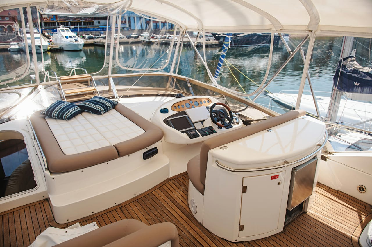 Sunseeker Manhattan 64 | Интерьер 0