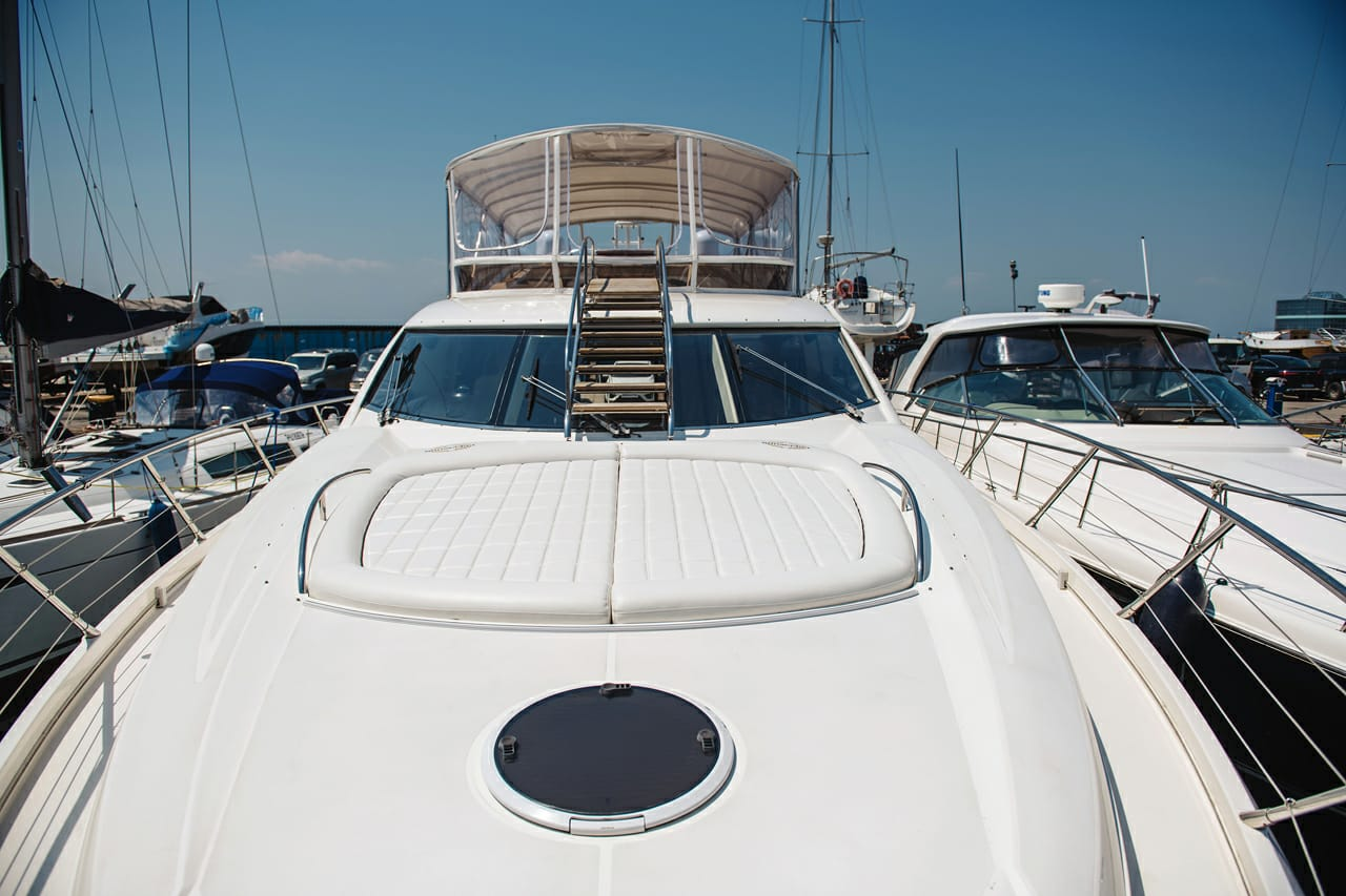 Sunseeker Manhattan 64 | Экстрьер 4