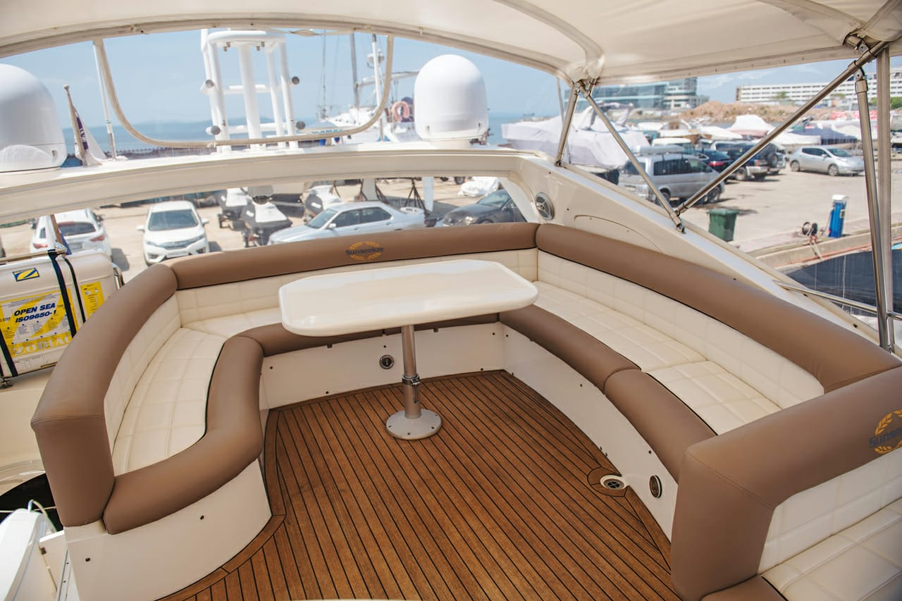 Sunseeker Manhattan 64 | Интерьер 1
