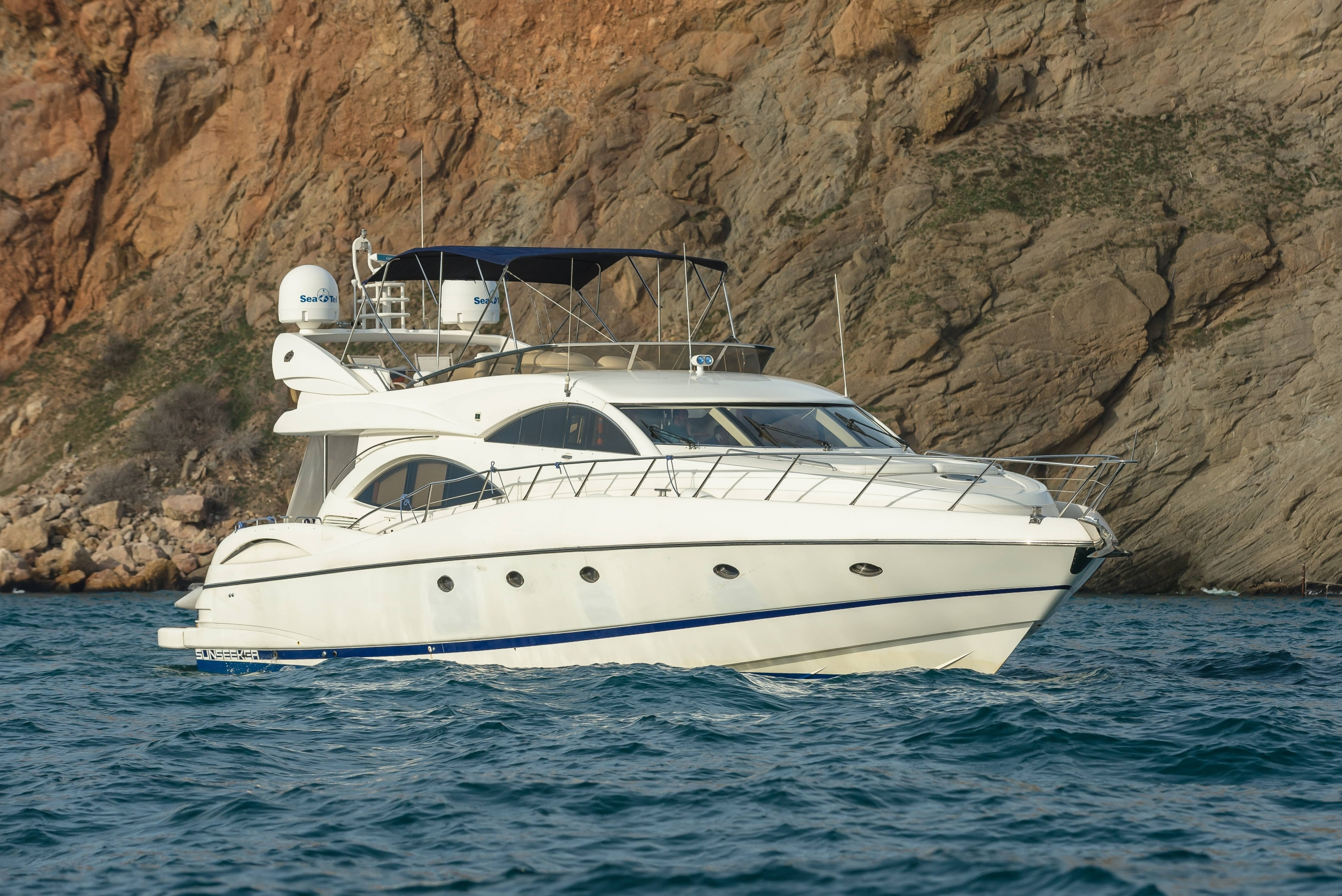 Sunseeker Manhattan 74 | Экстрьер 2
