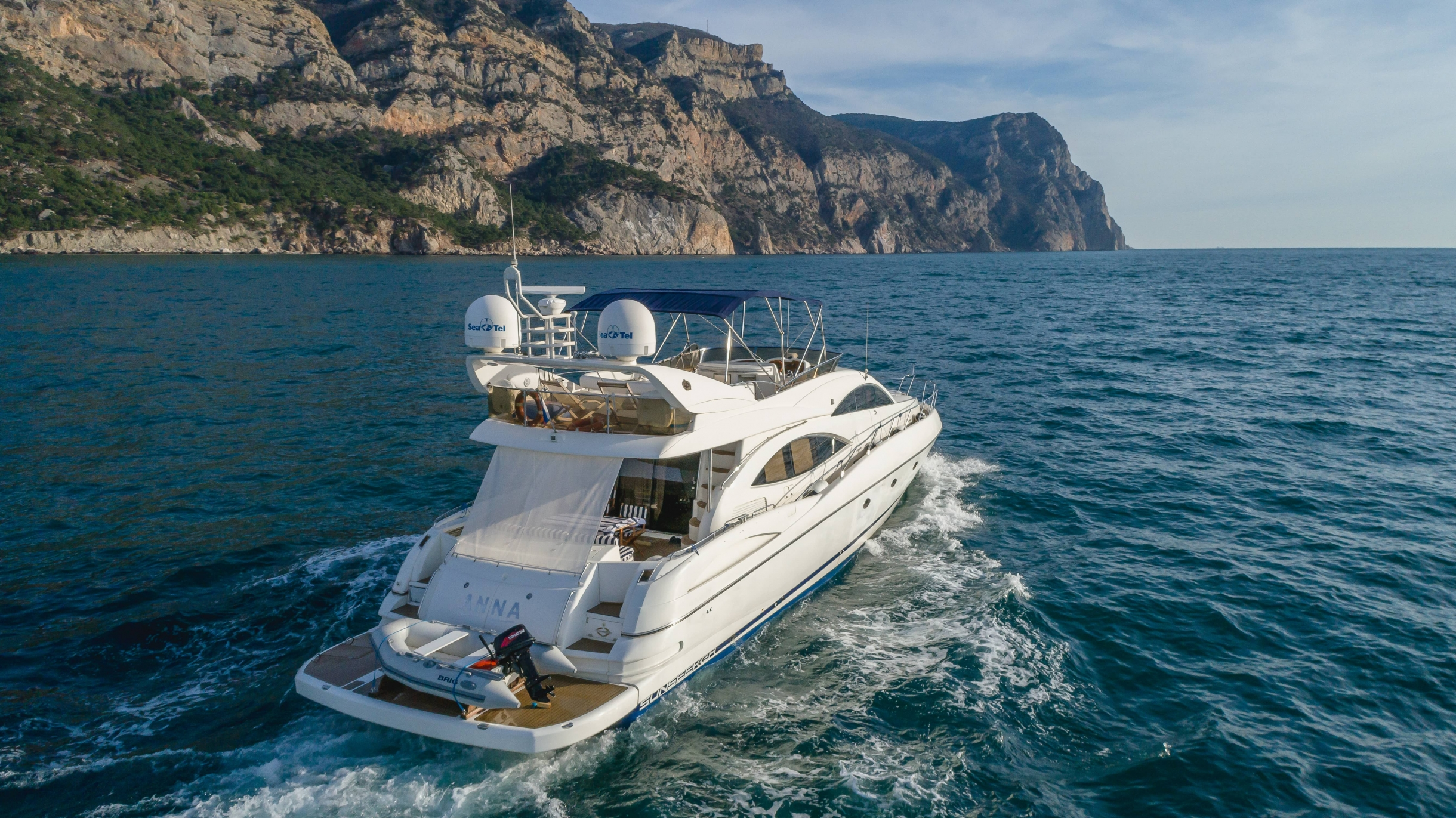Sunseeker Manhattan 74 | Экстрьер 7