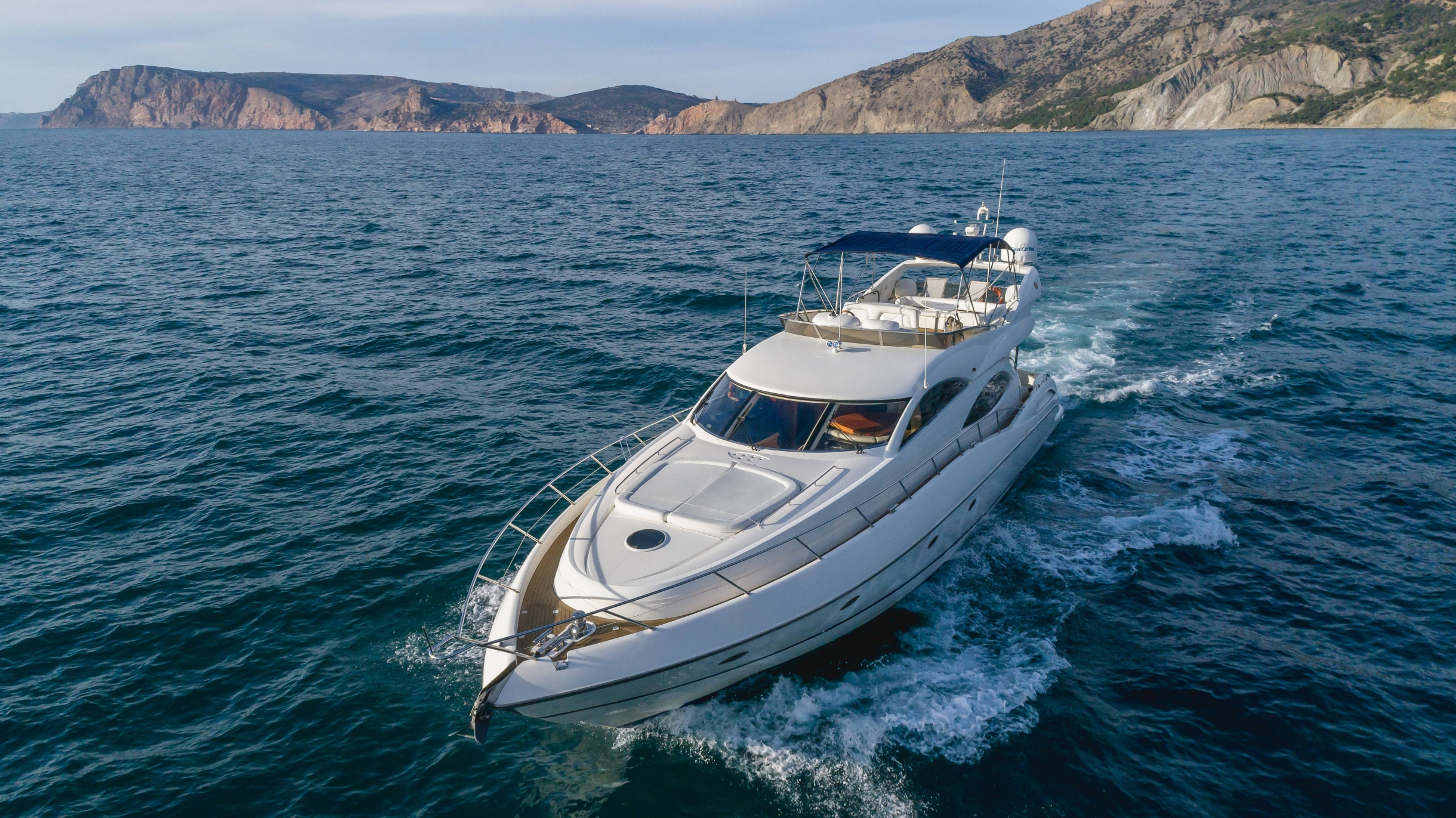 Sunseeker Manhattan 74 | Экстрьер 4