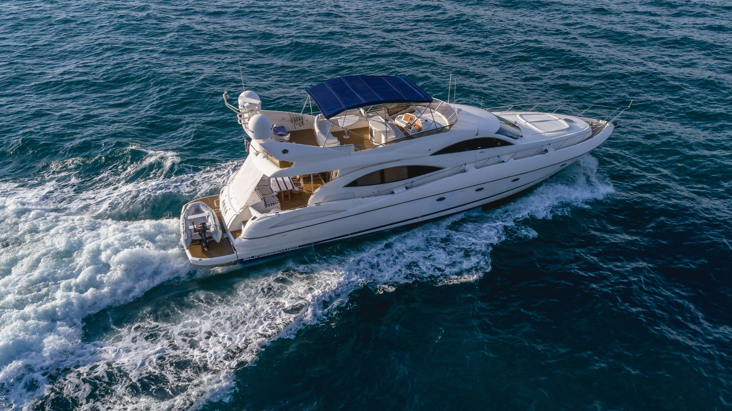 Sunseeker Manhattan 74 | Экстрьер 6