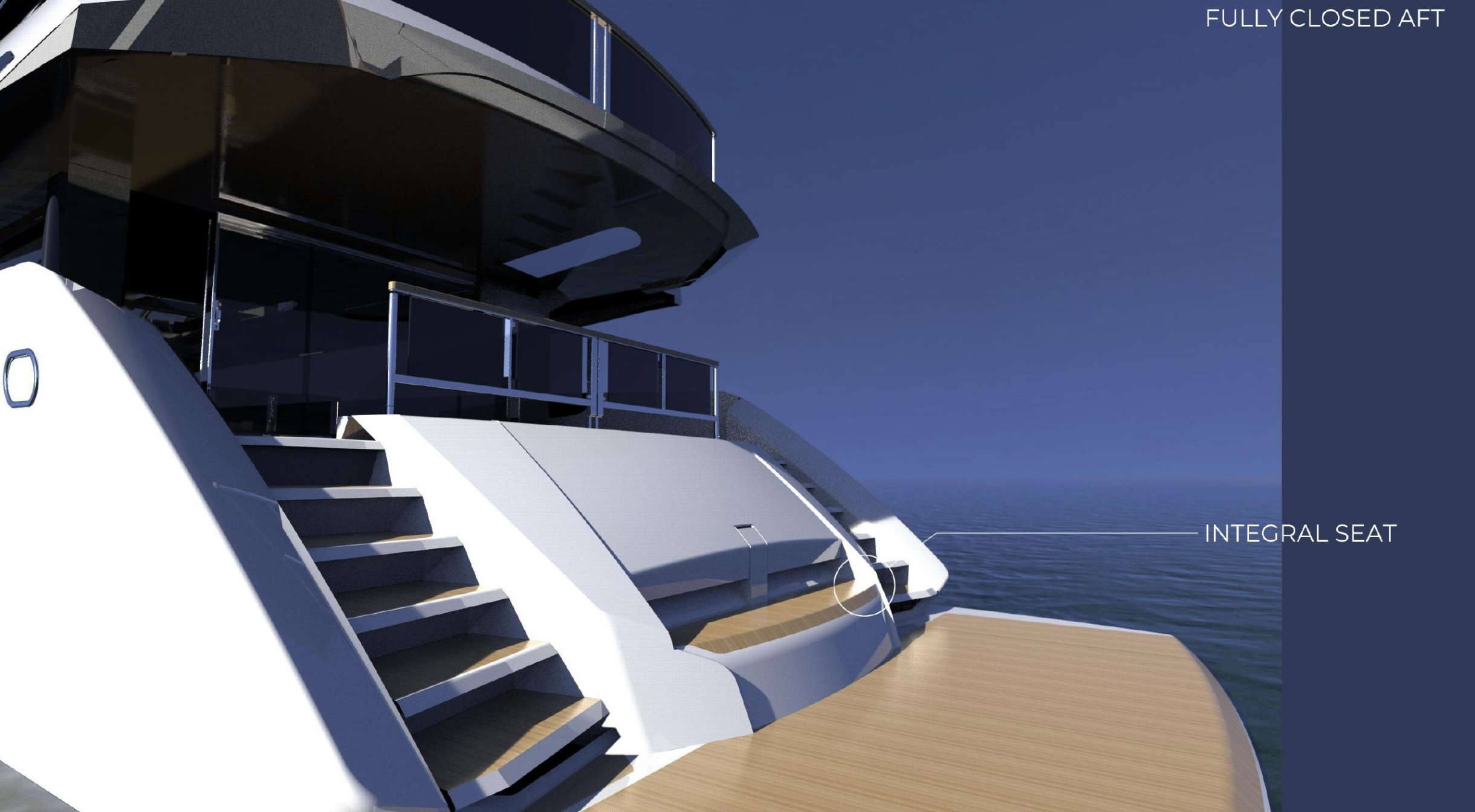 Sunseeker 100 Yacht | Экстрьер 11