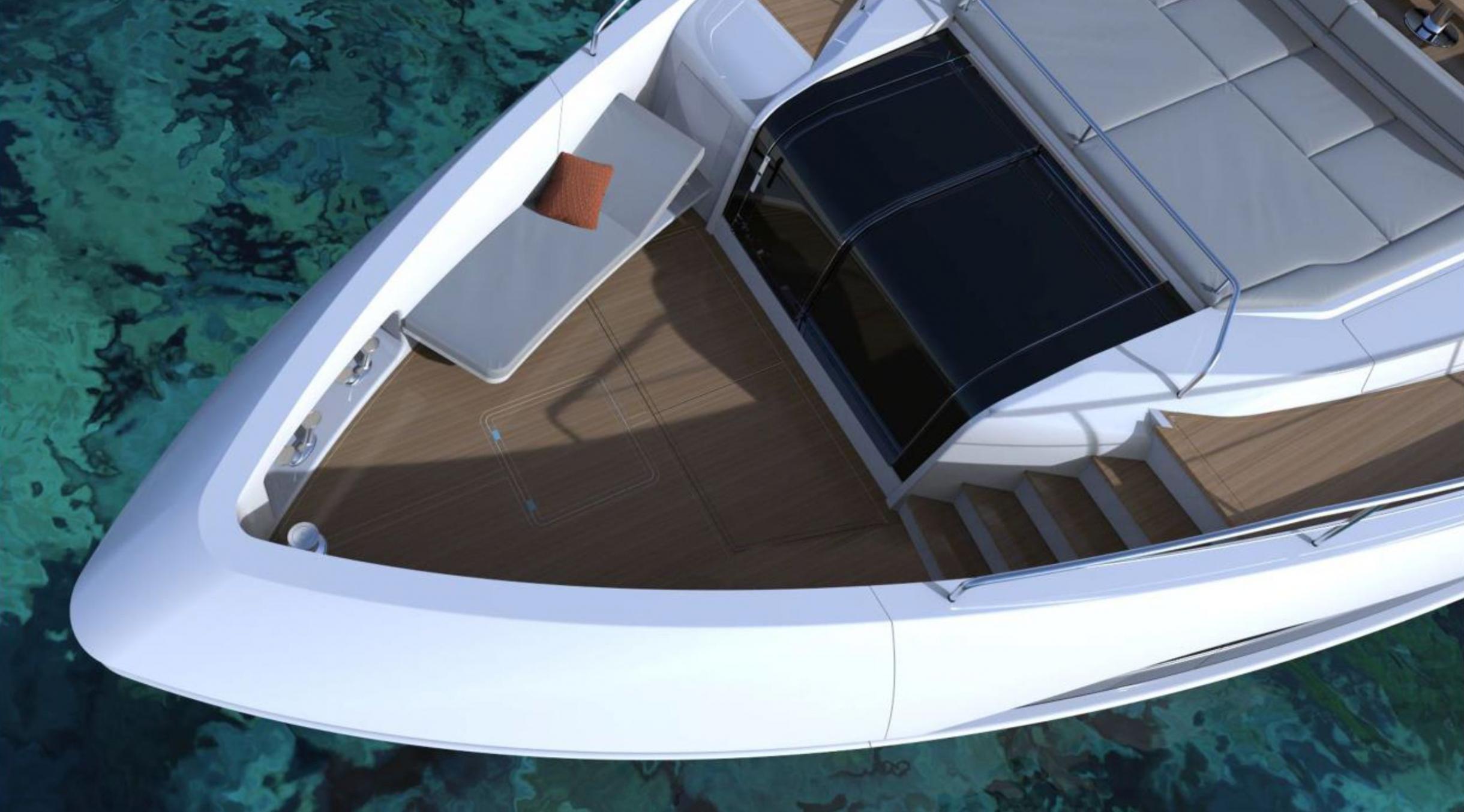 Sunseeker 100 Yacht | Экстрьер 7