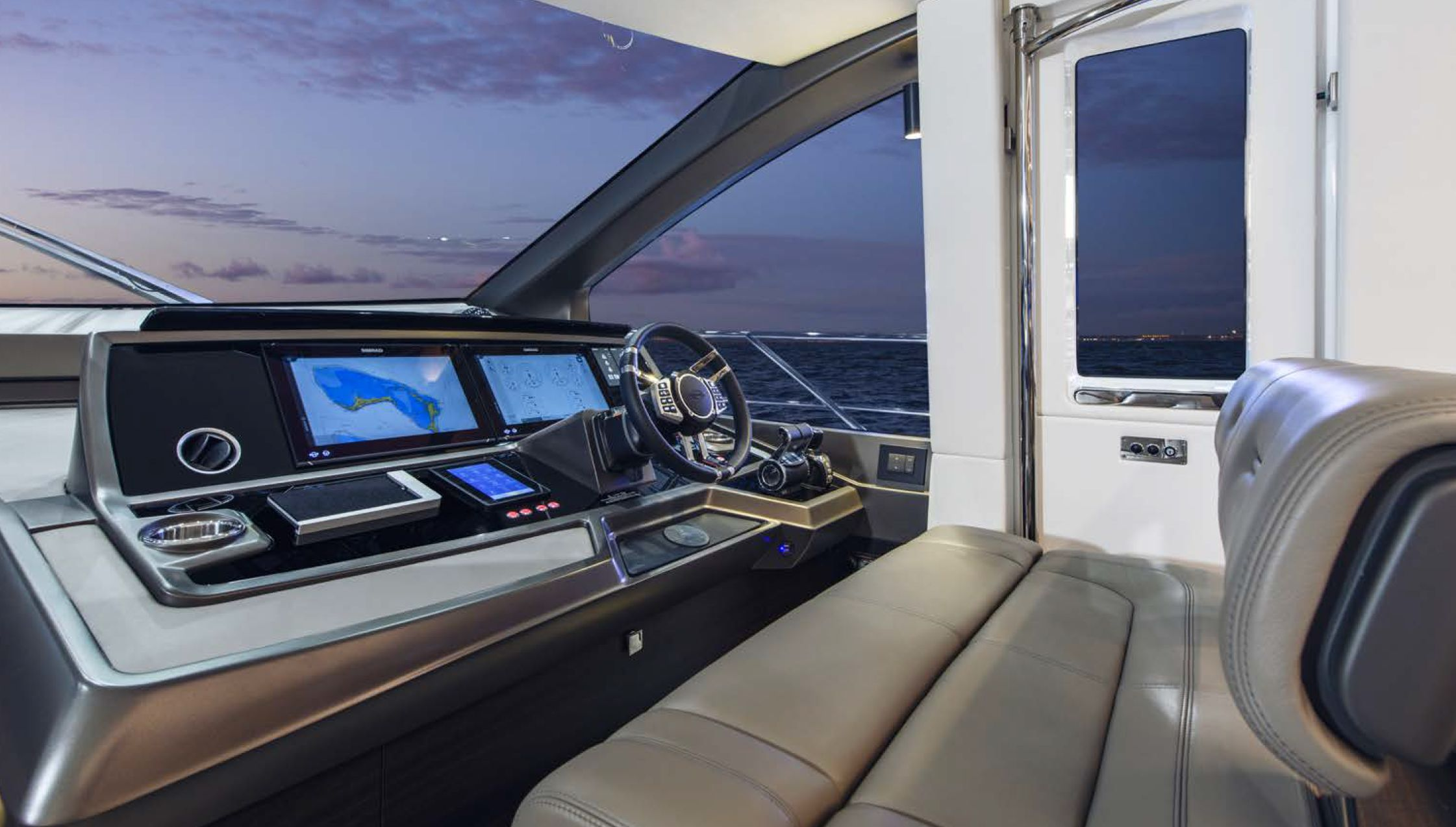 Sunseeker Manhattan 68 | Интерьер 10