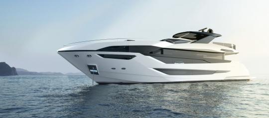 Sunseeker 100 Yacht