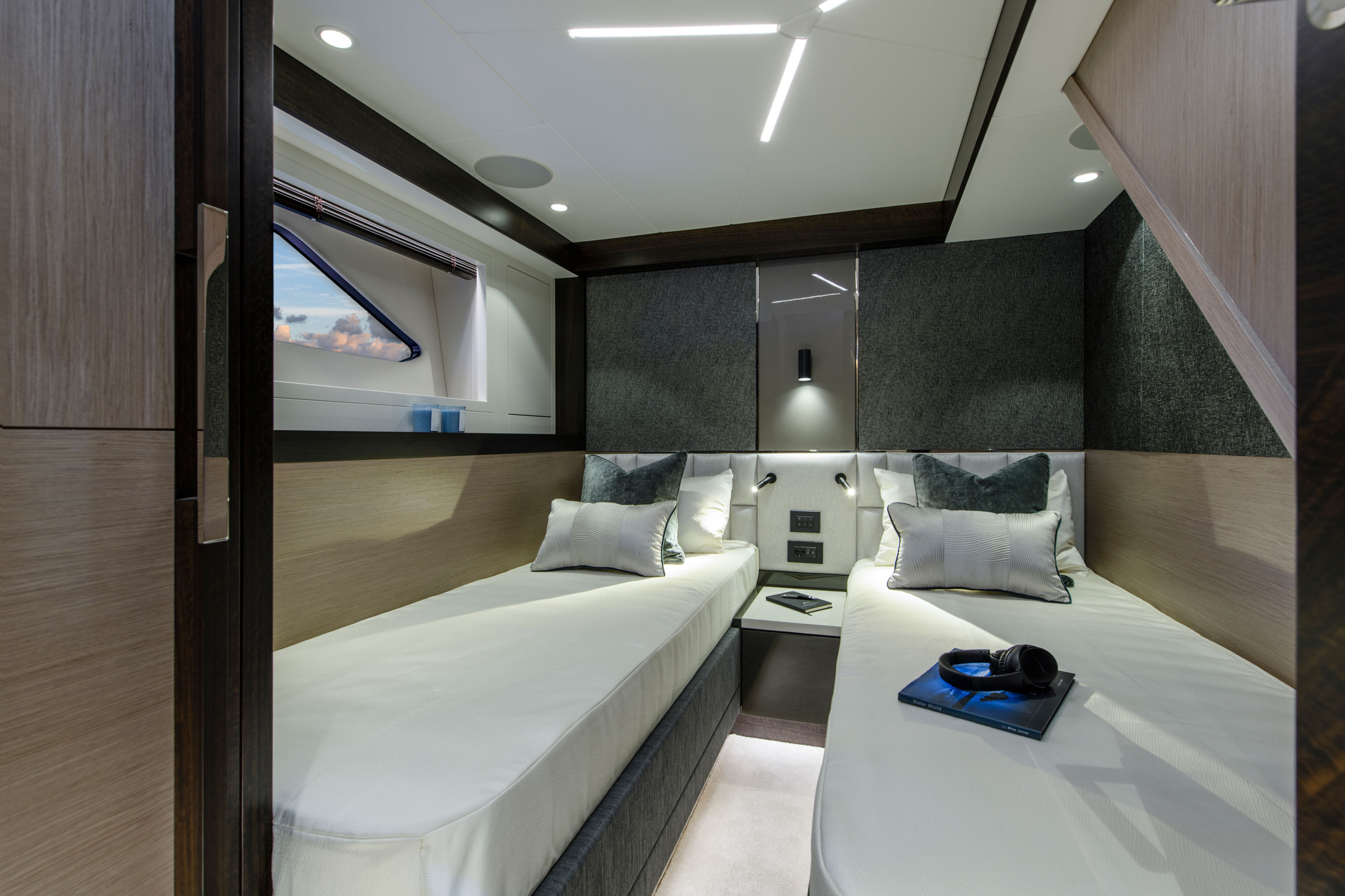 Sunseeker Manhattan 68 | Интерьер 9