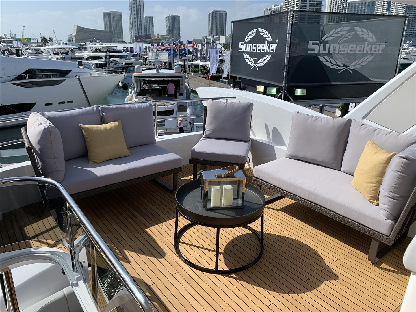 Sunseeker Manhattan 68 | Экстрьер 5