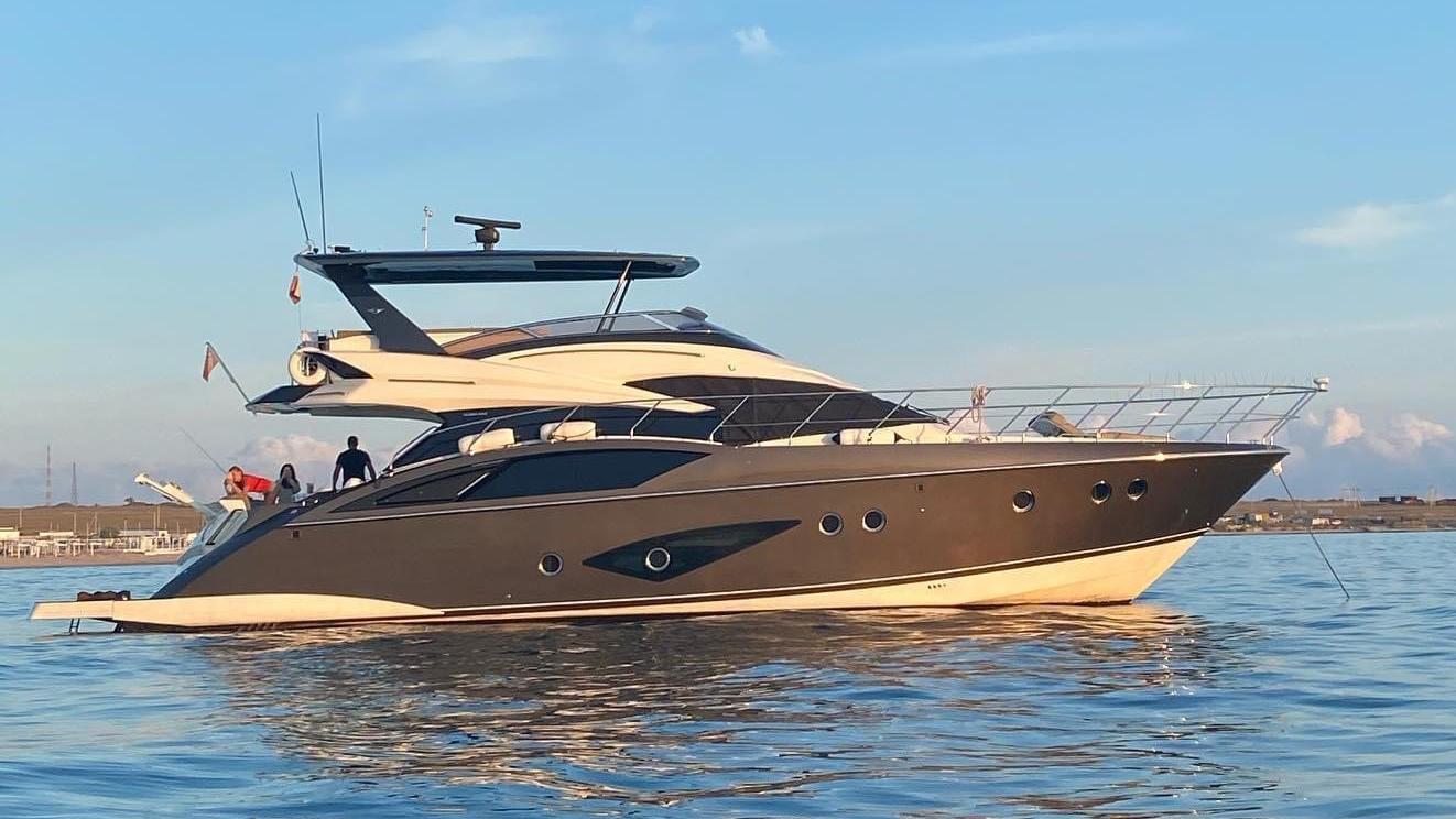 Marquis 630 Sport Yacht | Экстрьер 0