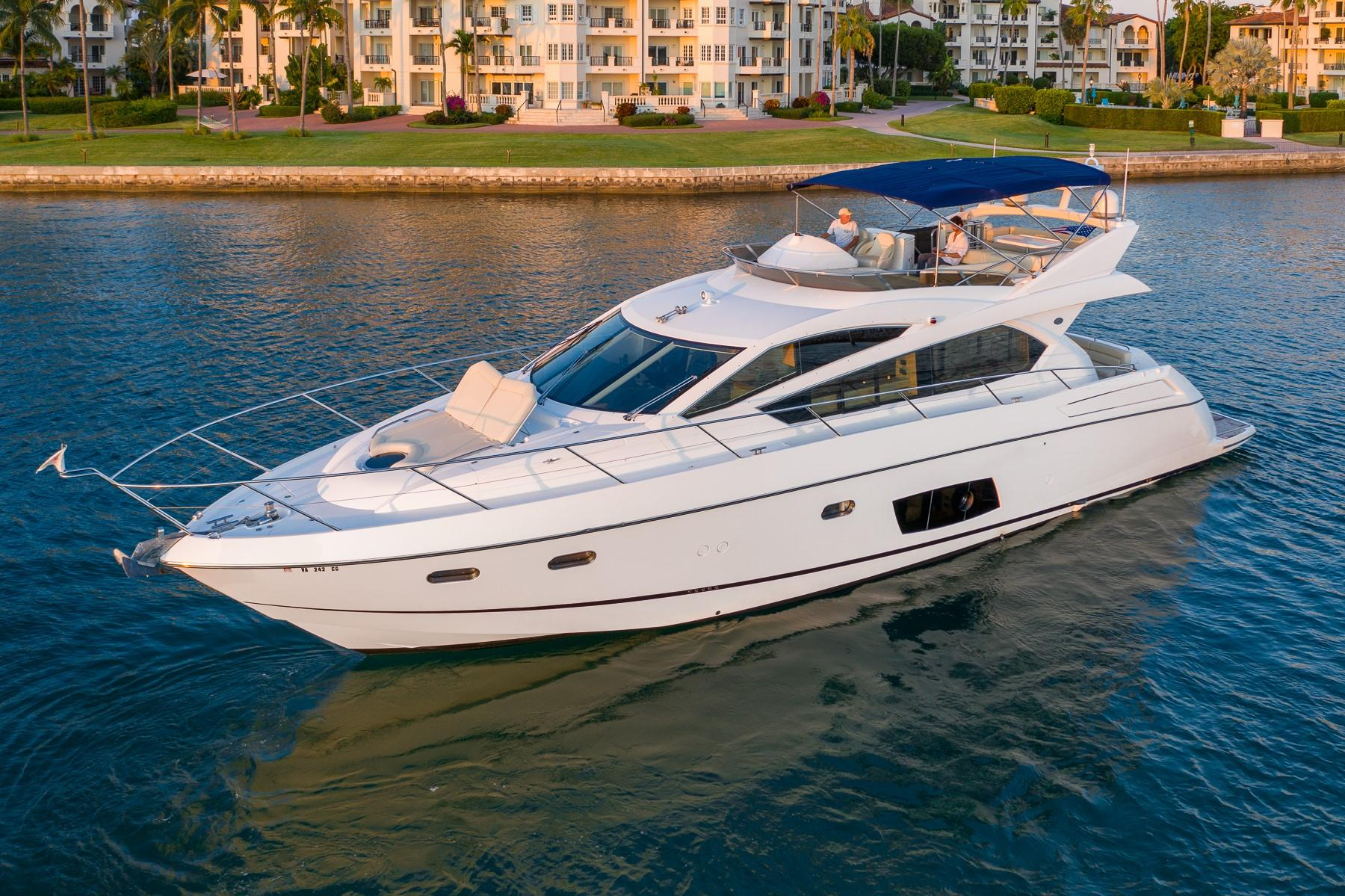 Sunseeker Manhattan 63 | Экстрьер 0