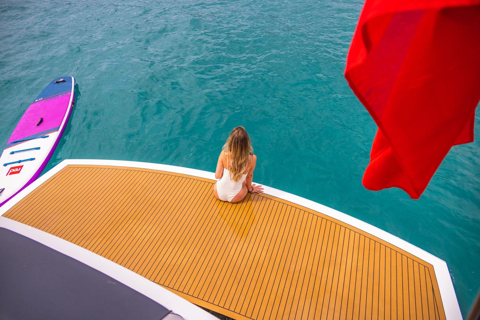 Sunseeker 65 Sport Yacht | Экстрьер 14