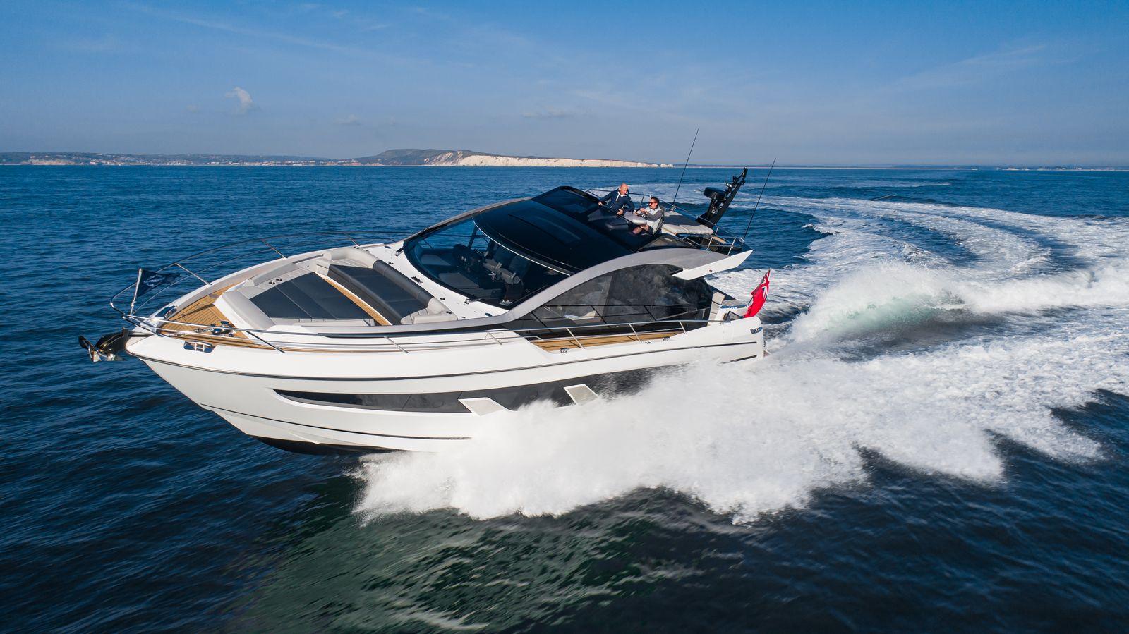 Sunseeker 65 Sport Yacht | Экстрьер 10