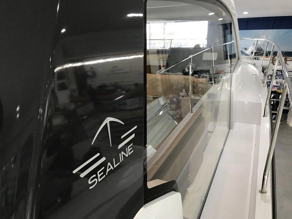 Sealine C390 | Экстрьер 10