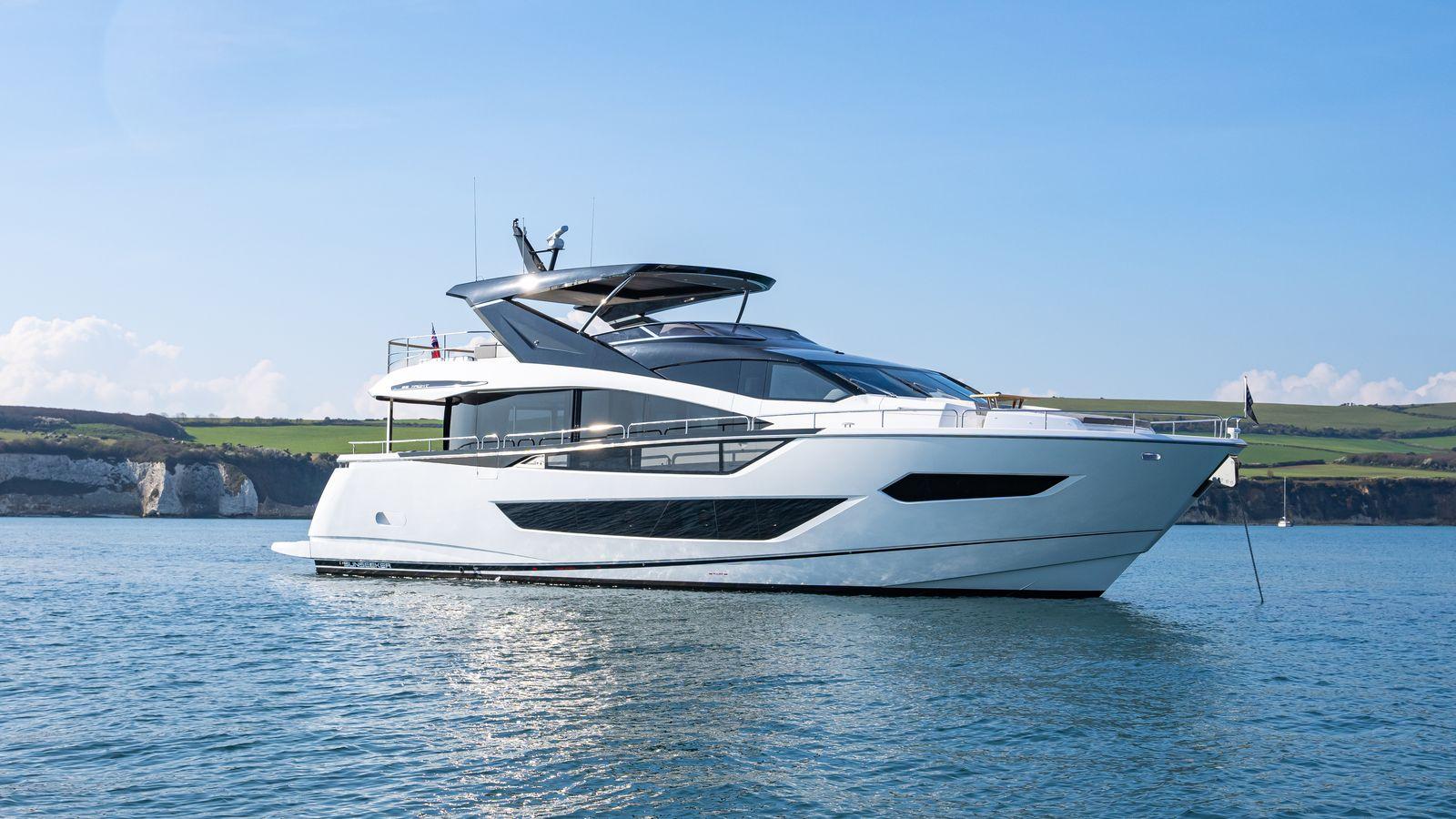 Sunseeker 88 Yacht | Экстрьер 0