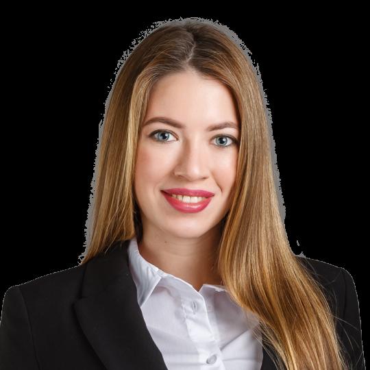 Брокер Sunseeker Russia Анна Гончарук