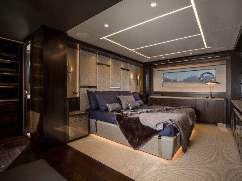 Sunseeker 88 Yacht | Интерьер 4