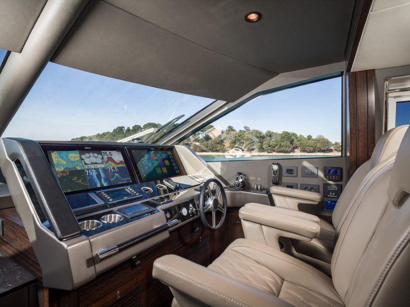 Sunseeker 88 Yacht | Интерьер 0