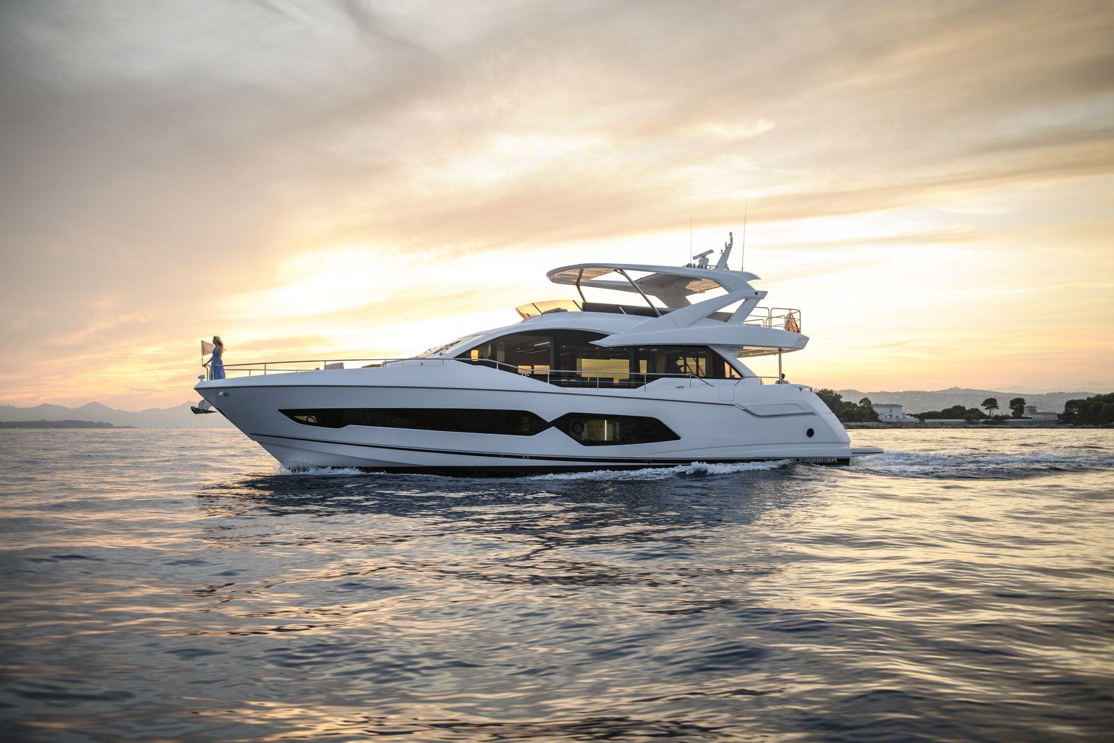 Sunseeker 76 Yacht (208)   Экстрьер 0