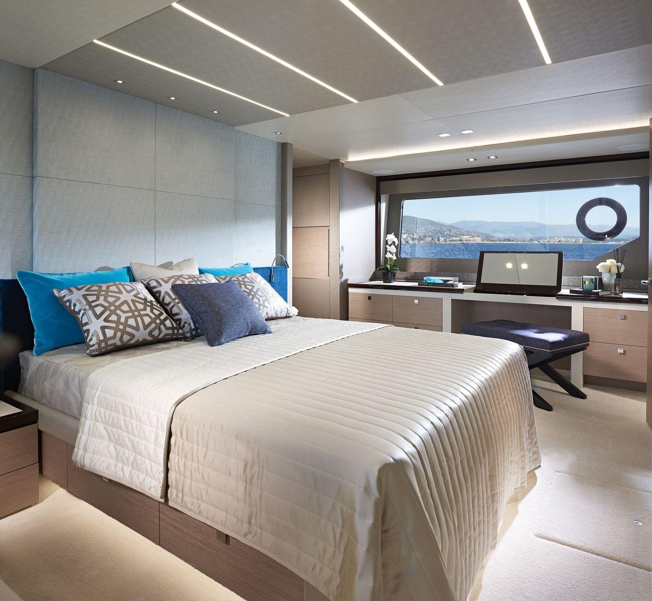 Sunseeker 76 Yacht (208)   Интерьер 5