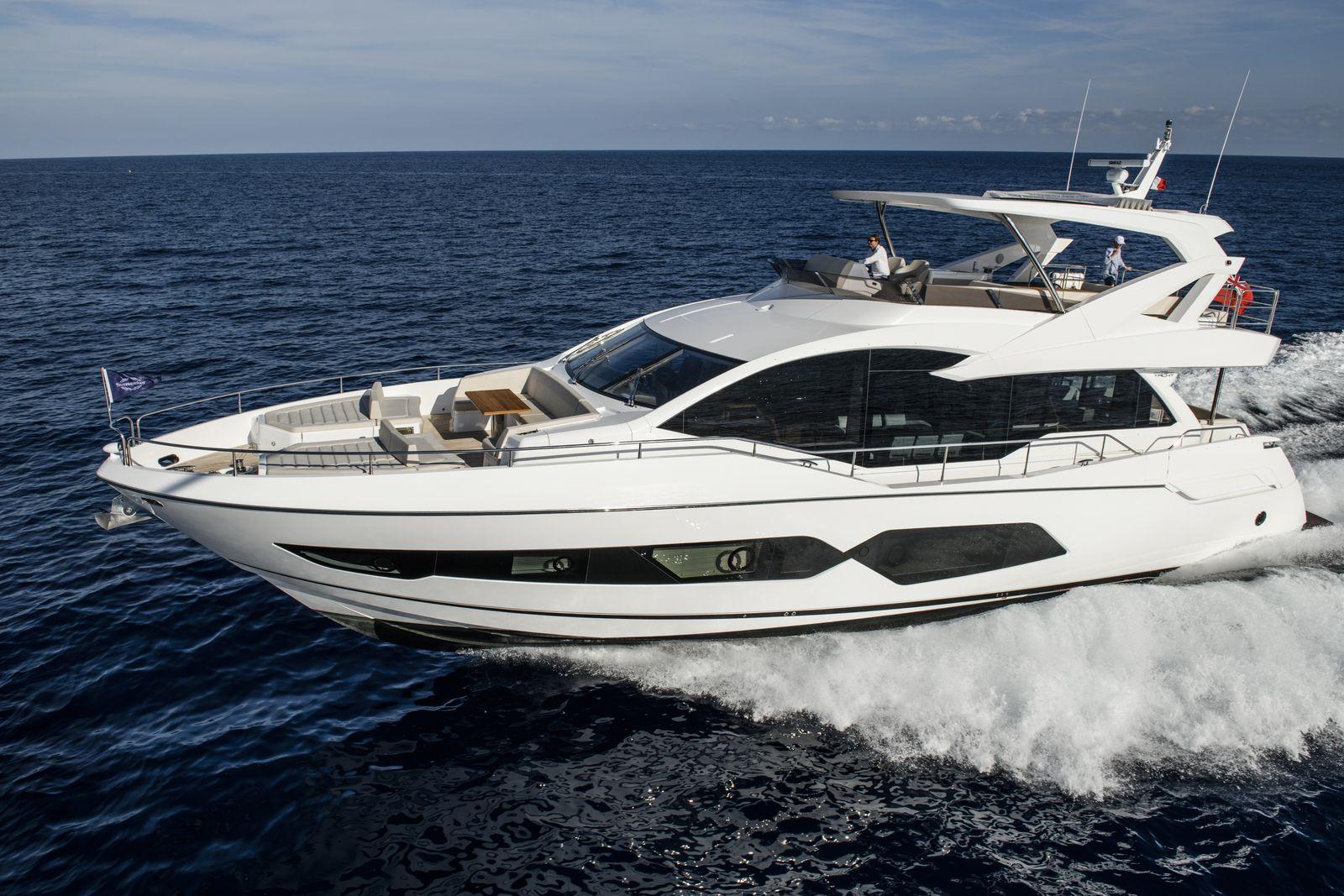 Sunseeker 76 Yacht (208)   Экстрьер 2