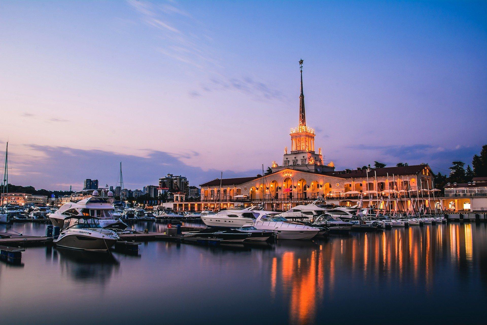 Sochi Grand Marina (Сочи) - фото 3