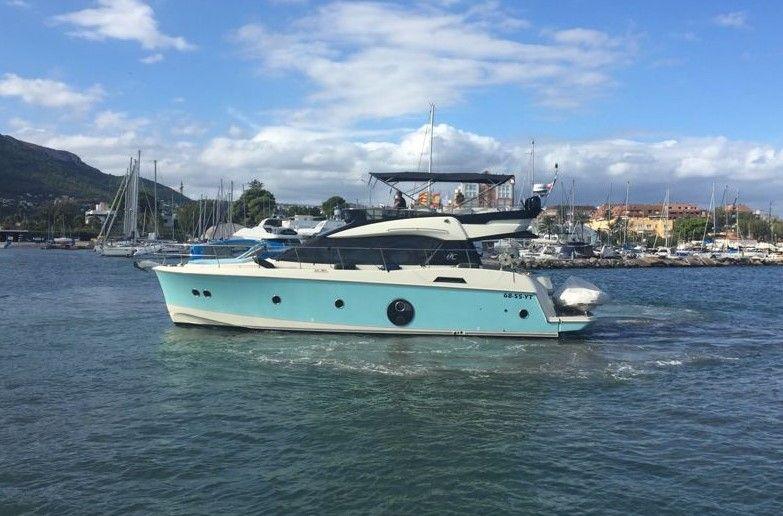 Beneteau Monte Carlo 5 | Экстрьер 1